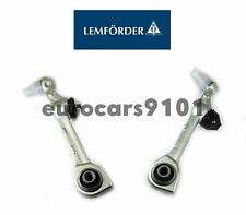 Mercedes S63 AMG Lemforder Front Left & Right Control Arms 2213308207 2213308107