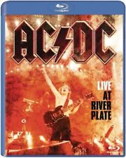 AC/DC Live At River Plate BLU-RAY BRAND NEW All Regions