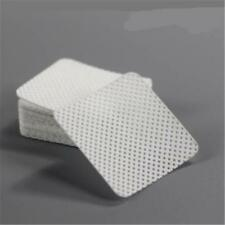 100pcs Nail Art Manicure Polish Remover Cleaner Wipe Lint Free Cotton Pads Paper