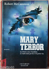 McCammon: MARY TERROR, Interno Giallo 1991