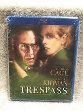 Trespass (Blu-ray Disc, 2011) Brand New Factory Sealed