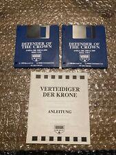 Defender Of The Crown Commodore Amiga Inkl Anleitung | RAR