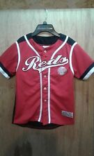 Youth Cincinnati Reds MLB Jersey GRIFFEY #3