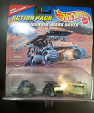 Hot Wheels JPL Sojourner Mars Rover Lander Pathfinder In Original pkg
