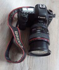 APPAREIL PHOTO CANON EOS 5D MARK II + EF 24.105 mm L IS USM numérique
