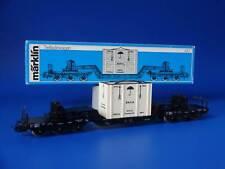 MARKLIN H0 - 4618 - Well Wagon BAHIA /-/ BOX - LN