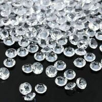 5000pcs 6-8mm Clear Crystal Beads DIY Jewellry Making Beads for Home Craft
