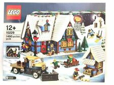 Lego 10229 Winter Village Cottage New Factory Sealed