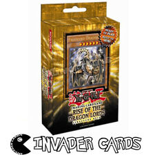 YuGiOh Rise Of The Dragon Lords SDRL Structure Deck Booster Box Blister Sealed