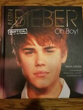 Justin Bieber: Oh Boy! by Nadia Cohen (Book 2012)