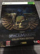 Warhammer 40k: Space Marine Collector's Edition (Microsoft Xbox 360, 2011)