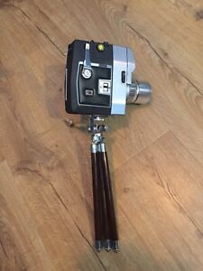 Bell & Howell Camera And Stand
