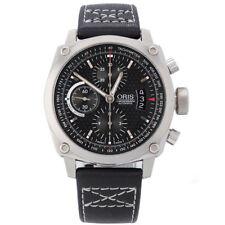 Oris Men's Mechanical (Automatic) Analog Wristwatches