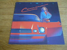 CHEVROLET CAMARO CAR BROCHURE 1981  jm
