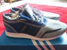 BNWB Para hombre Adidas Los Angeles Zapatillas Zapatos S42022 UK-12 Eur-47.3 US-12.5 Nuevo