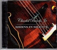 (BK405) Charles Brooks Jr, Sirens In Silence - DJ CD