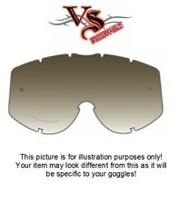 Scott Voltage Smoked Tinted Goggle Lens Motocross