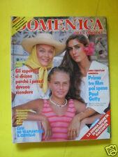 DOMENICA DEL CORRIERE ANNO 88 N. 29 19 LUGLIO 1986
