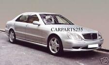 00-06 Mercedes Benz S-Class W220 GTR Full Body Kit 01