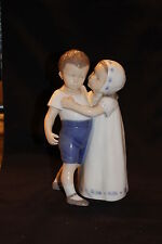 Bing & Grondahl Royal Copenhagen Figurine Love Refused #1614