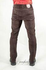 Hombre Pana, Peviani Estrella Cordones, Corte Recto Pantalones 3 Colores, Tallas