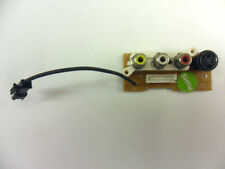 Grundig GULENAR26HDIP Side AV Input PCB Z1J.197-01