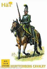 HAT 8175 WURTTEMBERG CAVALRY. NAPOLEONIC WARS. 1/72 SCALE PLASTIC FIGURES