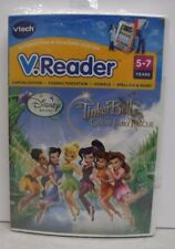 Vtech V Reader Tinkerbell and the Great Fairy Rescue