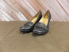 Sofft Pumps Heels Shoes Classics Brown Leather Women's 6.5 M