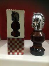 Avon Smart Move - Knight Chess piece w/Oland Cologne