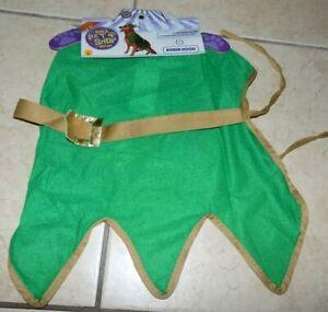 Rubie's Pet Shop Robin Hood Costume-SIZE LARGE -NIP
