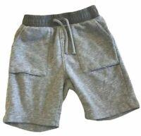 Old Navy Boy's Gray Pull-on Drawstring Shorts Size 4 4T Orig.$24
