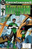 Green Lantern Emerald Dawn II #2 (1991) DC Comics