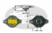 NEW GATES ENGINE RADIATOR CAP OE QUALITY REPLACEMENT RC127
