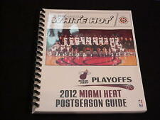 2012 Miami Heat NBA Basketball Playoffs / Postseason Guide