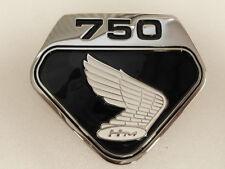 HONDA CB 750 Four k0 emblema COPERCHIO LATERALE DESTRA emblema, right side (Black)