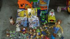 Imaginext toy story 3 tricounty landfill Pizza planet truck bumper car rc