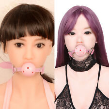 Secret Cosplay Mouth Ball Restraint Handcuffs Spreader Bar BDSM Adult SM Toys
