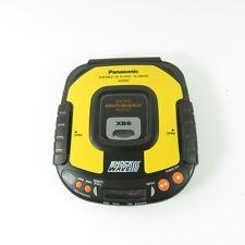Panasonic Shock Wave Vintage Portable CD Player SL-SW405 Shock Wave