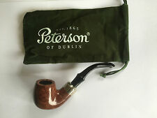 NEW Peterson Pipe Standard System Smooth 314 Medium FREE PIPE TOOL