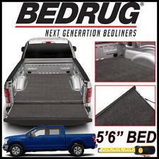 BEDRUG XLT Carpet Truck Bed Mat Liner 2015-2019 Ford F-150 WITH 5.5' BED