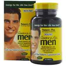 Natures Plus Source of life Men 60 Tablets