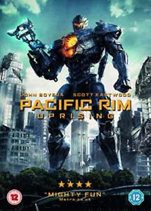 Pacific Rim Uprising DVD NEW