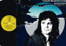 "COLIN BLUNSTONE Journey 12"" LP PIP WILLIAMS Epic 1974 UK EPC65805 A1/B1 @1st@EX"
