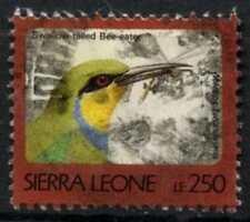 Sierra Leone 1992-9 SG#1906A 250L Birds Definitive No Imprint Date Used #D67022