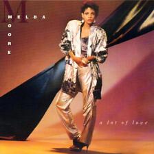 Melba Moore - A lot of love (CD-Album) 1986