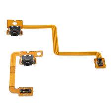 Right + Left Shoulder Button Flex Cable Replacement For Nintendo 3DS L/R Switch