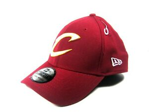 Cleveland Cavaliers New Era 39THIRTY Team Classic Stretch Fit Cap Hat 3930 S/M