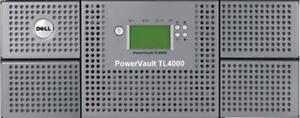 PowerVault TL4000 , 2 x LTO-7 FC Tape Drive