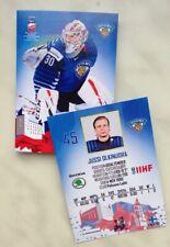 IIHF World Championship 2019 Team Finland (Full Set 26 cards)